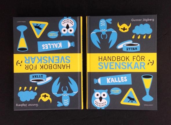 JÄGBERG handbok för svenskar
