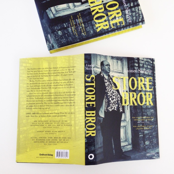 store bror lionel shriver big brother ordfront