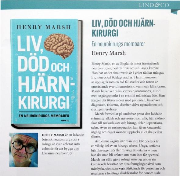 henry marsh hjärnkirurgi