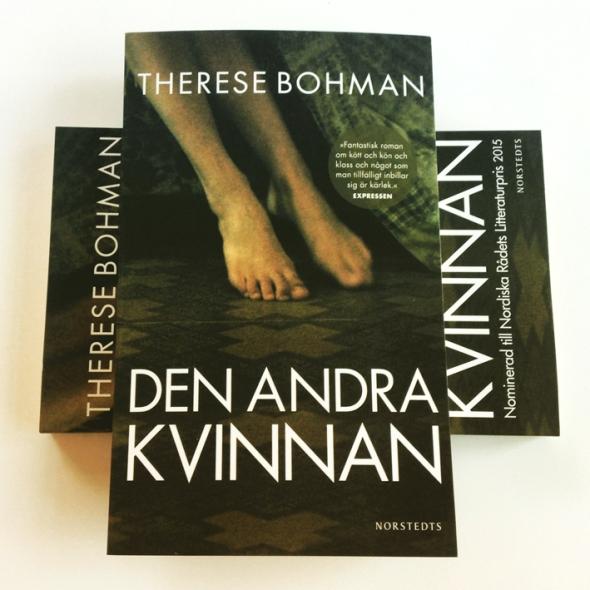THERESE BOHMAN_den andra kvinnan_bokomslag