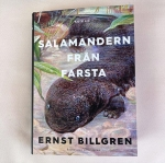 Salamandern Ernst Billgrenomslag